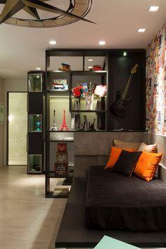 25 quartos de adolescentes decorados para você se inspirar