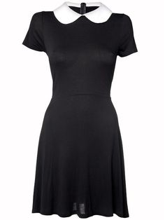 Wednesday Dress - Disturbia Clothing