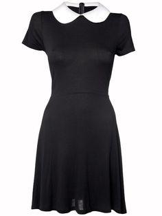 Wednesday Dress - Disturbia Clothing