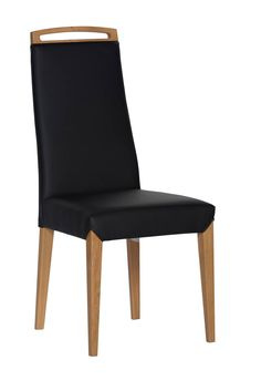 Chair with comfortable lower back backrest. K11 chair design by Klose. #KloseFurniture #Chair #DiningRoomIdeas