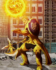 I so badly want to cosplay Escanor sinofpride nanatsunotaizaiI just love this guy!cruelsun idecidesuchthings begone meliodas ban merlin diane king gowther hawk elizabethlionesThis anime is soooo fricking awesom! Film Anime, Manga Anime, Anime Art, Escanor Seven Deadly Sins, Seven Deady Sins, 7 Sins, Animes Wallpapers, The Seven, I Love Anime