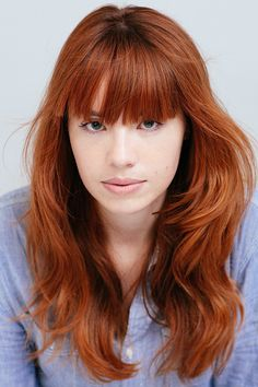 The Best Shades of Red Hair for Every Skin Tone via @ByrdieBeauty