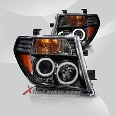 Nissasn Frontier/Pathfinder (Does not fit: Projector Headlights - Black (Pair) Nissan 4x4, Nissan Trucks, Ford Trucks, Nissan Pathfinder, Nissan Navara D40, Reliable Cars, Bug Out Vehicle, Hid Xenon, Nissan Patrol