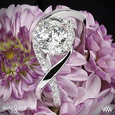Mark Schneider Scintillate Diamond Engagement Ring