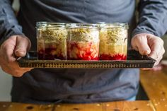 Crumble Pots | The Hedgecombers