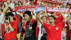 El Bayern de Munich visitará China y Singapur como parte de su gira de pretemporada 2017