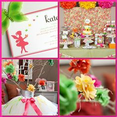 Fairy Parties | Whimsy & Wise Events: Wisely Planned Birthdays: Fairy Garden Party