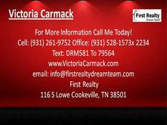 Vacant Land for sale near Algood Elementary School in Cookeville TN http://ift.tt/1N2jHkO  Victoria Carmack - First Realty - 116 S Lowe Cookeville TN 38501 - (931) 528-1573x 2234  Vacant Land for sale near Algood Elementary School in Cookeville TN http://ift.tt/NWjlQH Nice wooded lot with 5.2 acres prepared to build your dream home on. This parcel has that nice country feel and still in a desirable neighborhood. Here is your chance to make your dream home within the The Overlook and enjoy…
