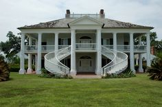 "St. Charles Parish News - Local plantation highlighted in blockbuster film ""Django Unchained"""