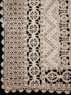 coverlet from before 1530  Dudmaston © National Trust / Claire Reeves