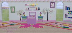 STORY BOOK set for kids by Alelore - Sims 3 Downloads CC Caboodle