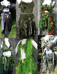 Dark Fairy Costume, Woodland Fairy Costume, Fairy Cosplay, Fairy Costumes, Renaissance Fairy, Renaissance Festival Costumes, Renaissance Wedding, Dryad Costume, Centaur Costume