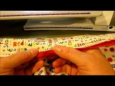 ▶ Quilt Binding 101 - Binding Quilt by Machine - YouTube