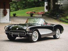 1956 Chevrolet Corvette | C1 | V8, 265 in³ / 4,342 cm³ | 225 bhp