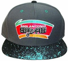 a1cf8a8c47ce3 San Antonio Spurs Men NBA Fan Cap