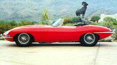 Jaguar XKE...so classic