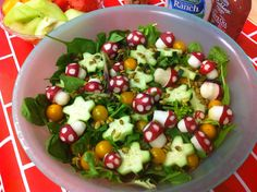 Mario party salad                                                                                                                                                                                 Mehr