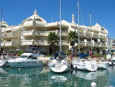 Benalmedena Spain Marina. This was such a cool place to walk around. Lots of really neat shops