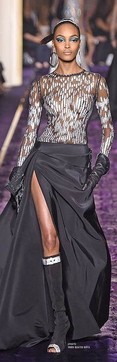 Versace 2014,Runway,Paris all dresses on pinterest - Google Search