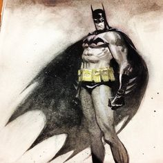 Batman by Andrew Robinson *