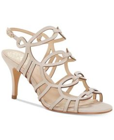 b38b99e90083 Shop for Sandals online at Macys.com. Vince Camuto's Petina dress sandals  feature slender