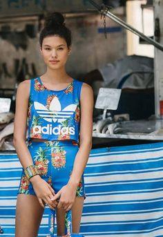 Adidas Original + Farm