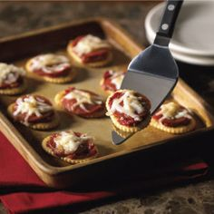 Ritz Mini Pizzas