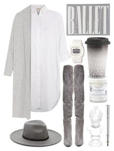 """""""#29"""" by yasyami ❤ liked on Polyvore featuring Monsoon, Joseph, Olympia Le-Tan, Steve Madden, Vince Camuto, Casio, Wedgwood, Ceramiche Pugi, Faber-Castell and Herbivore"""