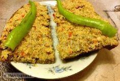 Škvarková pomazánka s Moravankou Grains, Tacos, Rice, Ethnic Recipes, Food, Essen, Meals, Seeds, Yemek