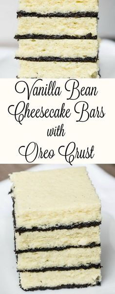 An incredible dessert recipe!