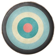 Grey Combination Bullseye