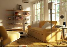 We could all afford to be more in tune with our living spaces, especially with the changing season. Check out these feng shui fixes for a healthy home flow.