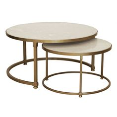 Shop Edna Coffee Table Champagne at Interiors Online. Exclusive High End Furniture. Mirrored Coffee Tables, Home Coffee Tables, Unique Coffee Table, Brass Coffee Table, French Country Collections, Linens And More, Interiors Online, Nesting Tables, Table Settings