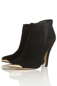 AWAKE CHELSEA POINT BOOTS - Topshop