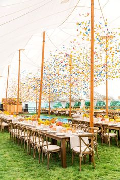 100 Layer Cake shared nine unique wedding reception ideas that will make your big day that much more special.