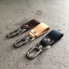 SILLEKNOTTE - handmade leather accessories