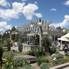 Denver Botanic Garden and Spring Plant Sale