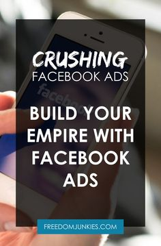 Wanna know how we make 6 figures in our sleep?  Through Facebook Ads!!  This course will teach you the exact system that brings us a 457% on the money we invest in advertising. That's right for every $1,000 we spend on advertising we get a $4,570 back!  Not bad right?  And it was achieved with Facebook Ads. Learn how to crush the system so your ad dollars go so much further!