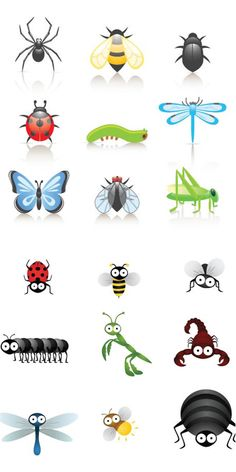 the torah prohibits any consumption of insects. the prohibitions include crawling insects and insects with wings. Cartoon Drawings, Animal Drawings, Butterfly Party, Free Vector Graphics, Vector Vector, Clip Art, Cute Clipart, Bugs And Insects, Cute Cartoon