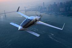 Cobalt Valkyrie Personal Aircraft | Men's Gear