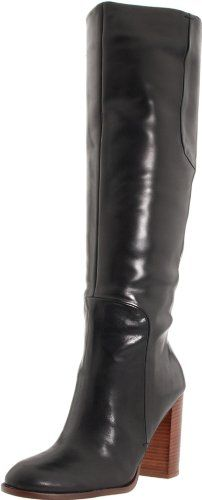 Ivanka Trump Womens Kamila KneeHigh BootBlack65 M US -- You can find more details by visiting the image link.