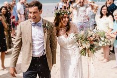 Charlee and Luke's fabulous summer wedding. With thanks to Paul Fox for the stunning photos. Blossomandkelp.co.uk