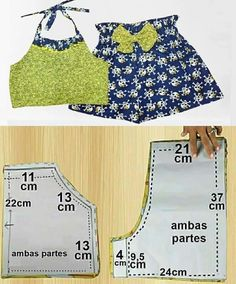 Sewing Baby Clothes, Kids Clothes Patterns, Baby Girl Dress Patterns, Doll Dress Patterns, Dresses Kids Girl, Baby Sewing, Clothing Patterns, Kids Outfits, Baby Frocks Designs