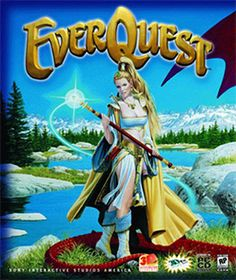 Wasted many years playing this classic 3d mmorpg. Evercrack as it became known caused one of my friends to flunk out of college haha.