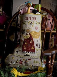 Anna's Stocking