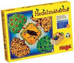 HABA - Erfinder für Kinder - 3103 The Orchard - Families' games - Games - Toys & Furniture Childrens Board Games, Family Board Games, Board Games For Kids, Kid Games, Preschool Games, Kids Toys Online, Educational Board Games, Cooperative Games, Apple Pear