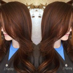 60 Auburn Hair Colors to Emphasize Your Individuality dark+brown+hair+with+subtle+red+highlights Dark Auburn Hair, Hair Color Auburn, Hair Color Purple, Brown Hair Colors, Dark Hair, Auburn Colors, Natural Dark Red Hair, Red Purple, Auburn Red