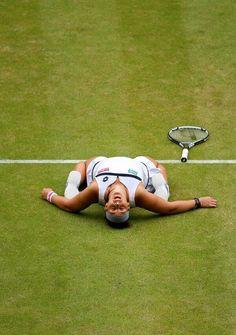 Marion Bartoli - Wimbledon Champion 2013