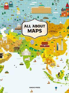 10. All about Maps, cadeaux