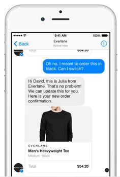 How to Use Facebook Messenger for Your Business—Details>